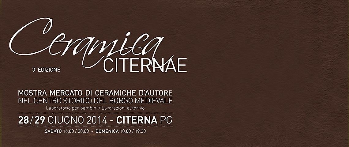 Ceramica Citernae 2014